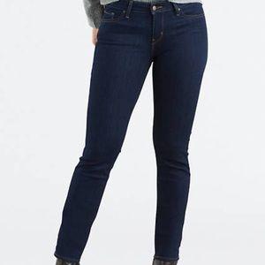 Levi's | 712 slim skinny jeans